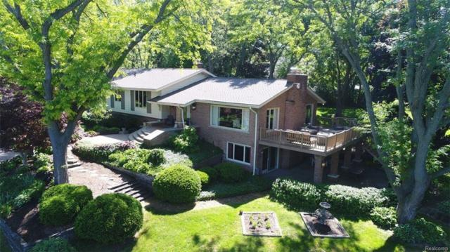 6971 Valley Spring Road, Bloomfield Twp, MI 48301 (#218077251) :: RE/MAX Classic