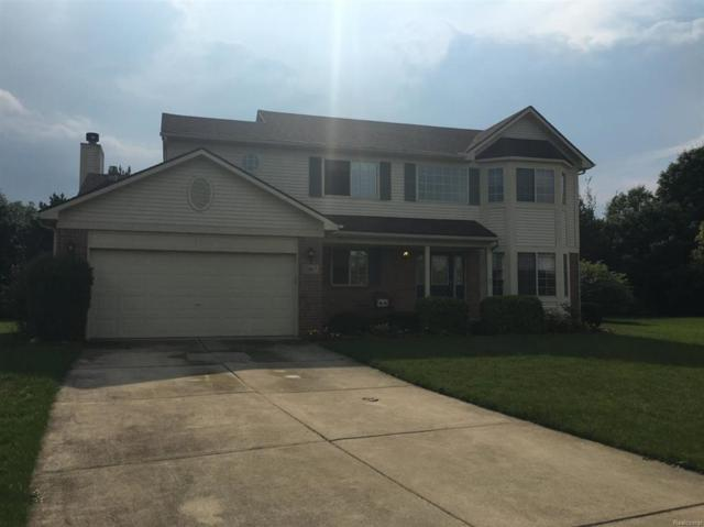 2467 Cliffside Court, Pittsfield Twp, MI 48103 (#543259430) :: Duneske Real Estate Advisors