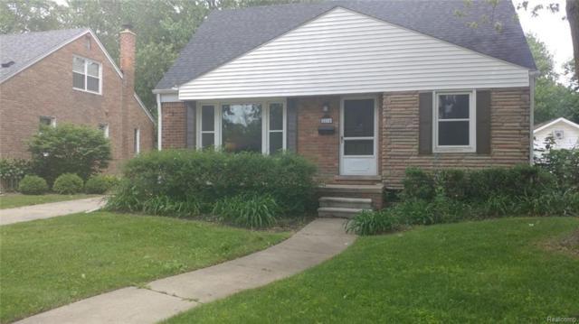 2514 N Vermont Avenue, Royal Oak, MI 48073 (#218077260) :: The Buckley Jolley Real Estate Team