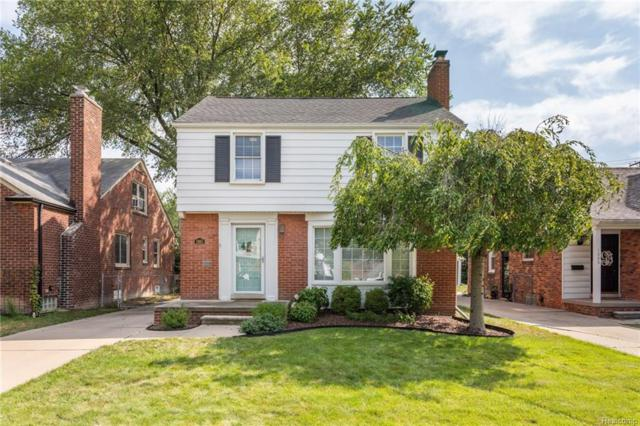 1985 Norwood Drive, Grosse Pointe Woods, MI 48236 (#218077276) :: RE/MAX Classic