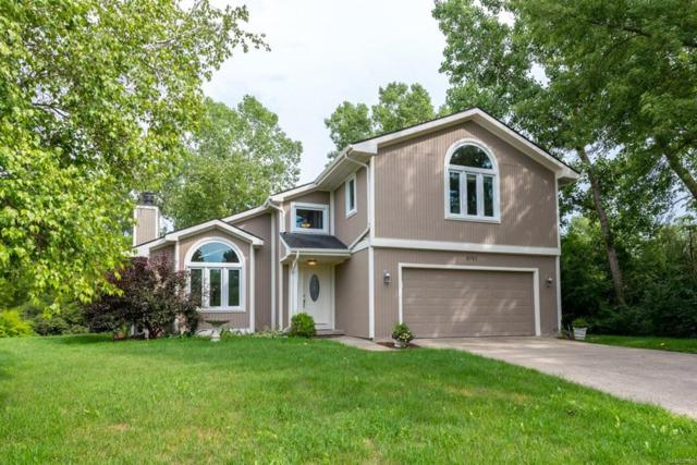 6767 Robison Lane, Pittsfield Twp, MI 48176 (#543259380) :: Duneske Real Estate Advisors