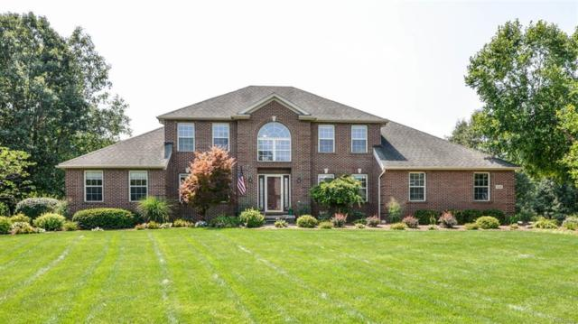 9356 Apple Crest Drive, York, MI 48176 (#543259426) :: The Buckley Jolley Real Estate Team