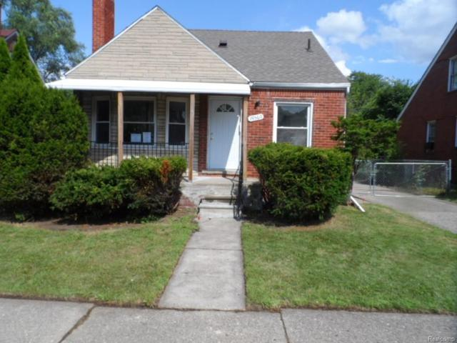 19560 Strasburg Street, Detroit, MI 48205 (MLS #218077302) :: The Toth Team