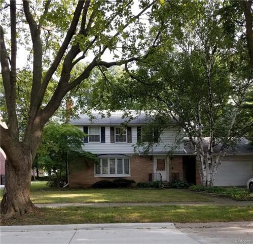 21940 Wildwood Street, Dearborn, MI 48128 (#218077331) :: RE/MAX Classic