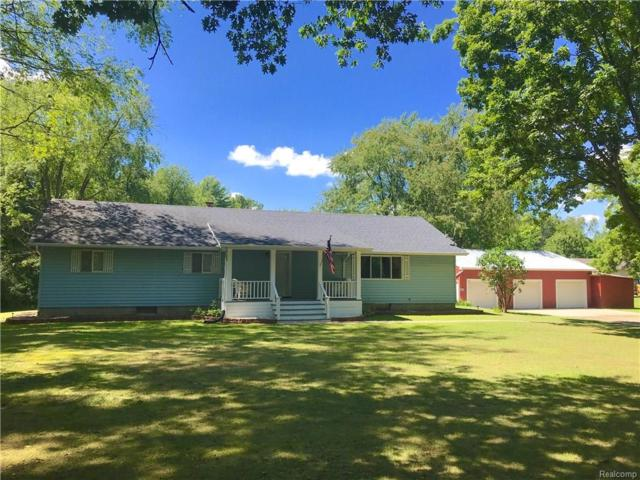 15032 Cole Road, Linden, MI 48451 (#218077342) :: RE/MAX Nexus
