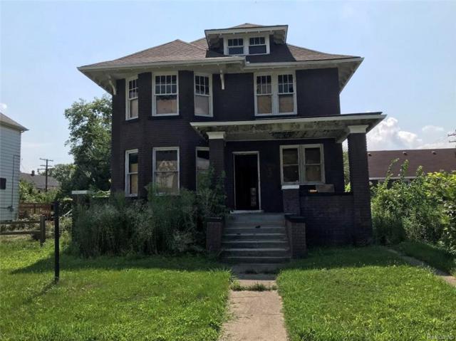 3755 Seyburn, Detroit, MI 48214 (#218077403) :: RE/MAX Classic