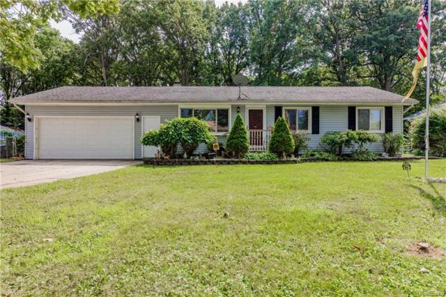 25905 Matilda Avenue, Flat Rock, MI 48134 (#218077451) :: Duneske Real Estate Advisors