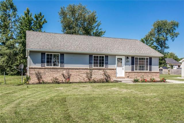 4177 Tristen Avenue, Fort Gratiot Twp, MI 48059 (#218077454) :: RE/MAX Classic