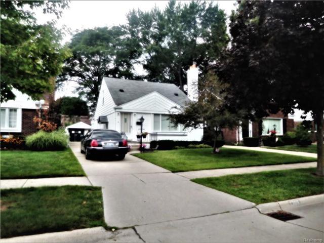 1755 N Franklin Street, Dearborn, MI 48128 (MLS #218077492) :: The Toth Team