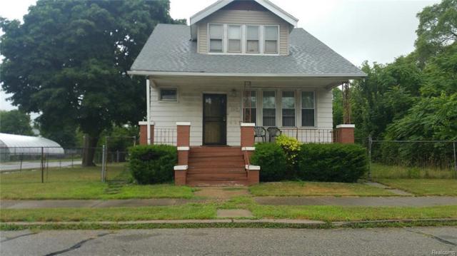 9309 Knodell Street, Detroit, MI 48213 (#218077519) :: RE/MAX Classic