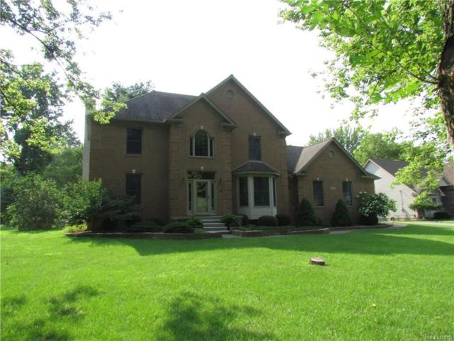 22170 Beech Daly Road, Brownstown Twp, MI 48134 (#218077521) :: RE/MAX Classic