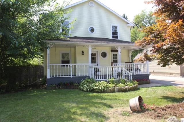 4539 Thirza Court, Waterford Twp, MI 48329 (#218077529) :: RE/MAX Classic