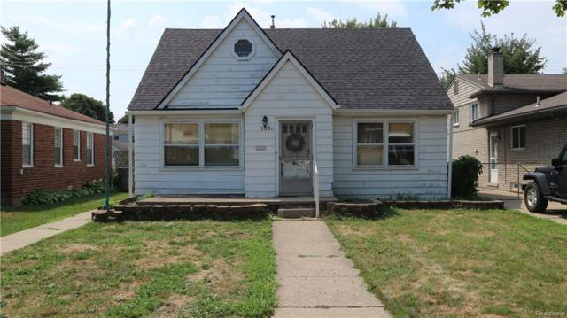 3330 Merrick Street, Dearborn, MI 48124 (#218077575) :: RE/MAX Classic