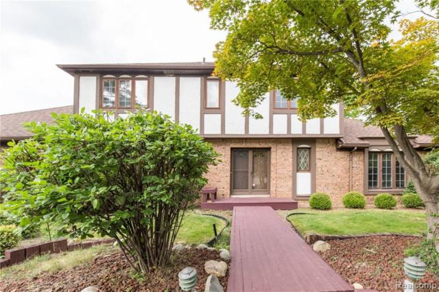 4908 Lake Bluff Road, West Bloomfield Twp, MI 48323 (MLS #218077625) :: The Toth Team