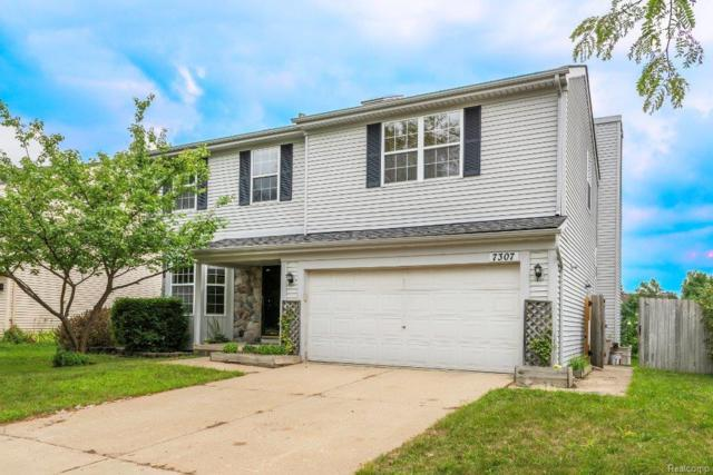 7307 Willow Creek Drive, Ypsilanti, MI 48197 (#543259444) :: The Buckley Jolley Real Estate Team