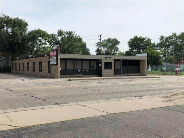 624 E Nine Mile Road, Hazel Park, MI 48030 (#218077699) :: RE/MAX Classic