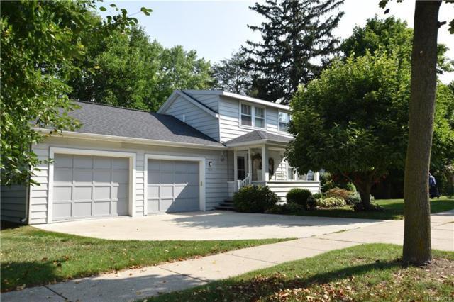 503 Tickner Street, Linden, MI 48451 (#218077718) :: The Buckley Jolley Real Estate Team