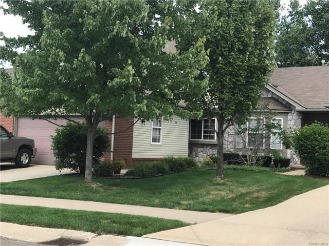 3110 Brookside Drive #16, Waterford Twp, MI 48328 (#218077740) :: RE/MAX Classic