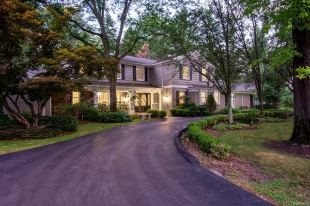 760 Kennebec Court, Bloomfield Hills, MI 48304 (#218077754) :: The Buckley Jolley Real Estate Team