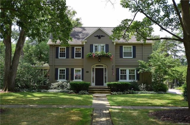 18321 Riverside Drive, Beverly Hills Vlg, MI 48025 (#218077772) :: RE/MAX Vision