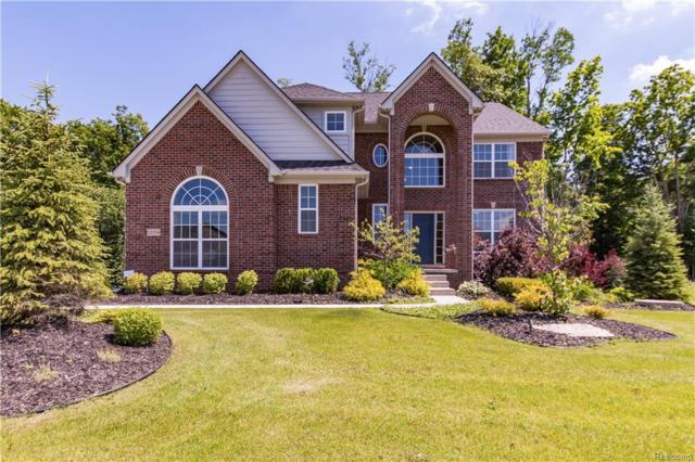 23556 Stoneleigh Drive, Lyon Twp, MI 48178 (#218077776) :: The Buckley Jolley Real Estate Team