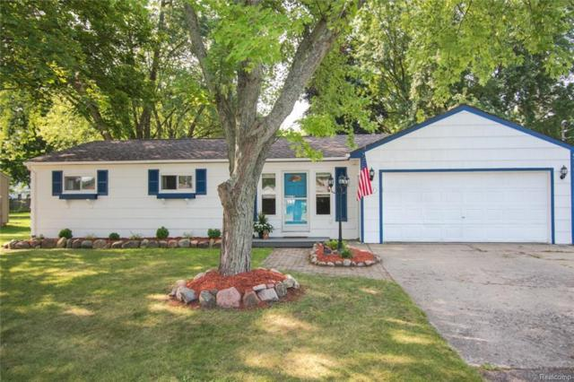 147 Bevins Drive, Holly Vlg, MI 48442 (#218077901) :: RE/MAX Classic