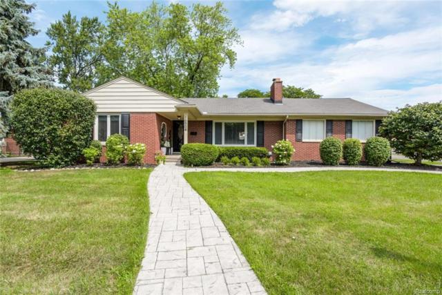 16904 Kinross Avenue, Beverly Hills Vlg, MI 48025 (#218077948) :: RE/MAX Vision