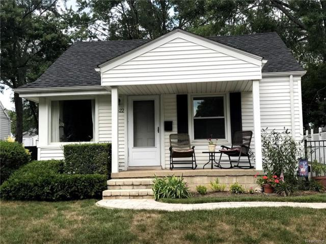 3522 Ravena Avenue, Royal Oak, MI 48083 (#218077957) :: RE/MAX Classic