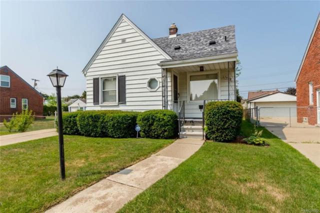3552 Roosevelt Street, Dearborn, MI 48124 (#218077992) :: RE/MAX Classic