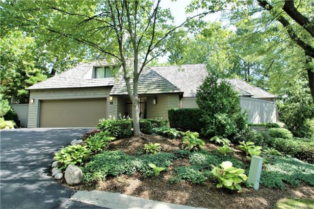 953 Bloomfield Woods, Bloomfield Hills, MI 48304 (#218077997) :: Duneske Real Estate Advisors
