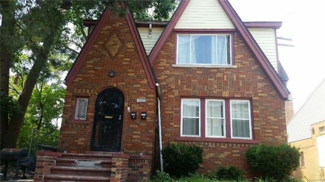15895 Cloverlawn Street, Detroit, MI 48238 (#218078012) :: Keller Williams West Bloomfield