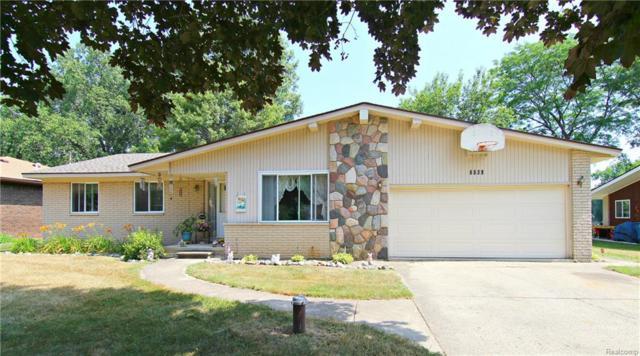 6539 Ellinwood Drive, White Lake Twp, MI 48383 (#218078038) :: RE/MAX Classic