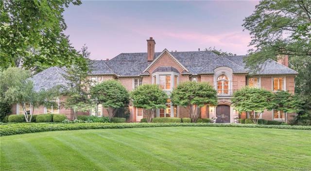 1160 Pembroke Drive, Bloomfield Hills, MI 48304 (#218078039) :: Duneske Real Estate Advisors
