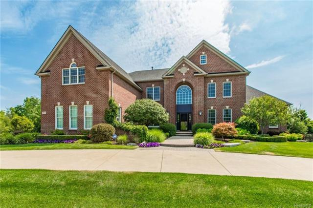17632 Mystic Valley Court, Northville Twp, MI 48168 (#218078067) :: RE/MAX Classic