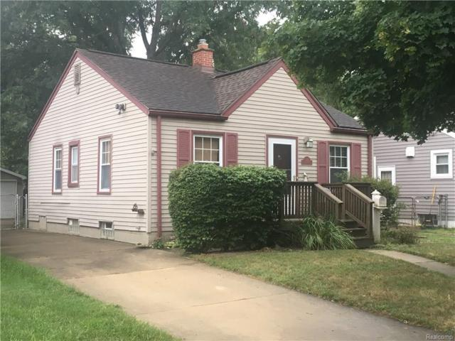 343 Madison Avenue, Clawson, MI 48017 (#218078076) :: RE/MAX Vision