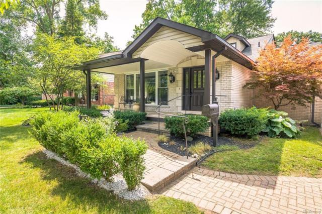 2329 N Washington Avenue, Royal Oak, MI 48073 (#218078134) :: Duneske Real Estate Advisors