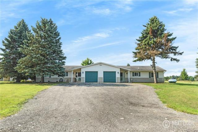 566/570 E Marr Road, Howell Twp, MI 48855 (#218078163) :: The Buckley Jolley Real Estate Team