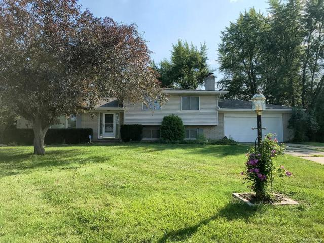 5523 Jerome Lane, Grand Blanc Twp, MI 48439 (#218078211) :: RE/MAX Nexus