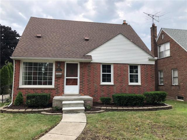 2655 Willow Street, Dearborn, MI 48124 (#218078234) :: RE/MAX Classic