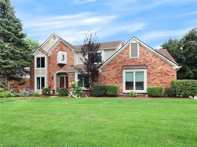 17116 Cameron Drive, Northville Twp, MI 48168 (#218078235) :: RE/MAX Classic