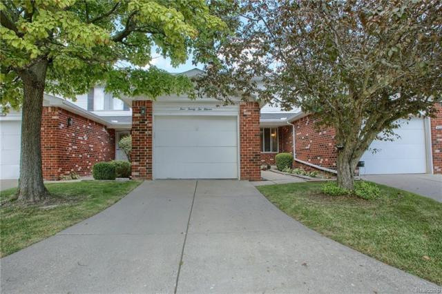 42211 Toddmark Lane, Clinton Twp, MI 48038 (#218078257) :: RE/MAX Classic