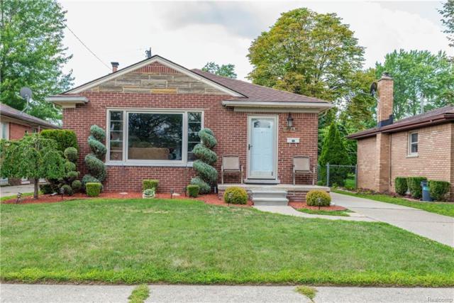 5975 Burger Street, Dearborn Heights, MI 48127 (#218078258) :: RE/MAX Classic