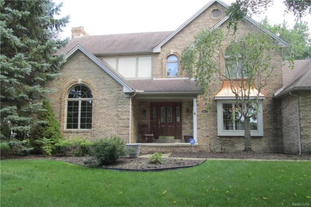 24675 Graves Avenue, Grosse Ile Twp, MI 48138 (#218078285) :: RE/MAX Classic