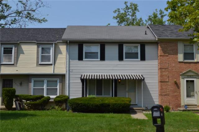 1059 River Forest Drive, Flint Twp, MI 48532 (#218078293) :: The Buckley Jolley Real Estate Team