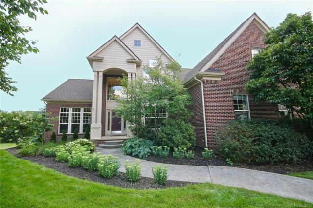 7413 Maple Mill Court, West Bloomfield Twp, MI 48323 (#218078295) :: RE/MAX Classic