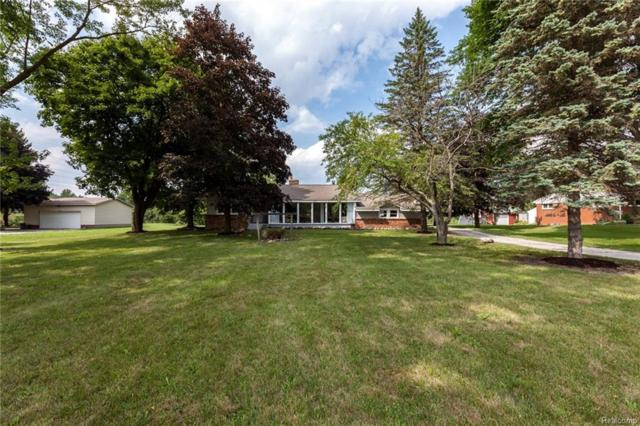 5240 Saline Waterworks Road, Lodi Twp, MI 48176 (#218078316) :: The Buckley Jolley Real Estate Team