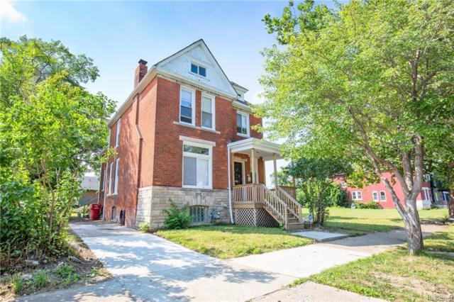 444 Horton Street, Detroit, MI 48202 (MLS #218078323) :: The Toth Team