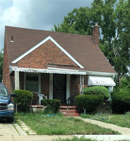 8712 Orangelawn Street, Detroit, MI 48204 (#218078343) :: RE/MAX Classic
