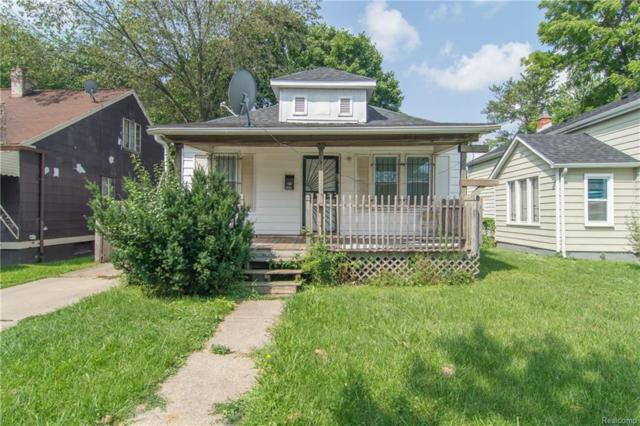 6425 Saint Marys Street, Detroit, MI 48228 (MLS #218078359) :: The Toth Team