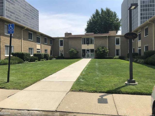 1550 Cherboneau #114, Detroit, MI 48207 (#58031356974) :: Duneske Real Estate Advisors